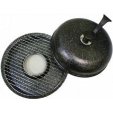 Сковорода Гриль-газ D-509 мраморное покрытие