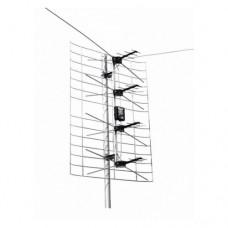 Антенна ТВ всеволновая ЭКСТРА ASP-8 решетка(сетка)