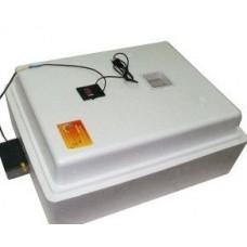 Современный цифровой инкубатор Несушка БИ-1. на 63 яйца с автопереворотом и подключением 12V.