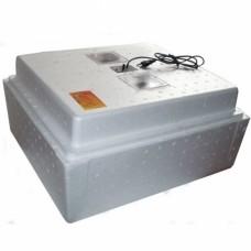 Современный цифровой инкубатор Несушка БИ-2. на 77 яиц с гигрометром и автопереворотом.