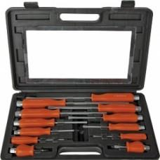 Набор ручного инструмента ИР-1006К12пр кейс